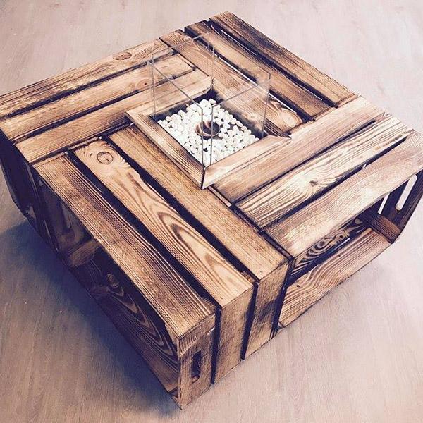 Apple Crate Furnitue